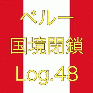 【家で少しでもディズニー気分を…】ペルー国境閉鎖【足止め Log.48】