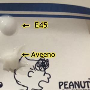 結局どっち?イギリスのボディークリーム!~Aveeno vs E45~