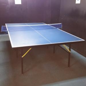 卓球台が緑から青に変わった理由とは?