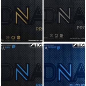 スティガ DNAシリーズをレビュー!それぞれのラバーの特徴を紹介