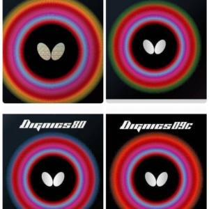 ディグニクスシリーズ4種類をレビュー!それぞれのラバーの特徴を紹介