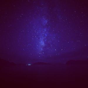 奄美大島での最高の星空の1枚