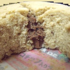 ◆ヤマザキ 「カントリーマアム蒸しケーキ」 ◆