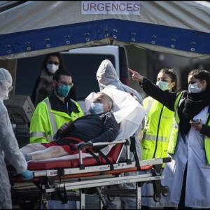 ◆被害拡大 「コロナウイルス」 〈66〉 ◆