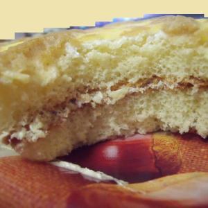 ◆ヤマザキ 「大きなクレープケーキ (マロン) 」 ◆