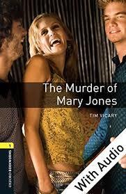 多読 The Murder of Mary Jones