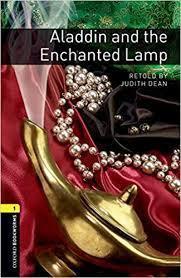 多読 Aladdin and the Enchanted Lamp