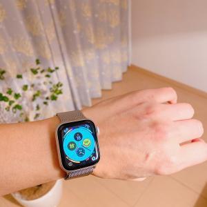 Apple Watchなんちゃってミラネーゼ