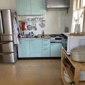 小さなキッチンで使うお気に入り道具