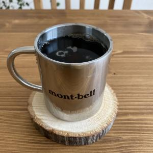 コーヒー飲んで山気分