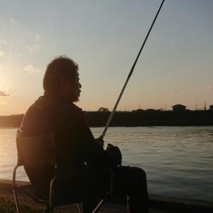 秋晴れ続く~釣りに行く??