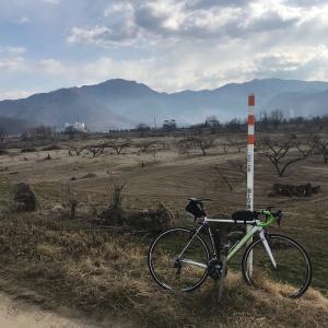 寒い冬こそ自転車でGO!