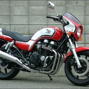 マイバイク遍歴 4台目 ホンダCB750