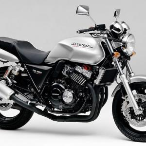 マイバイク遍歴 3台目 ホンダCB400SF