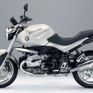 マイバイク遍歴 5台目 BMW R1200R