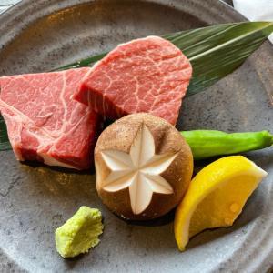 松阪牛と赤福茶屋