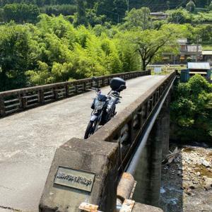 佐久間ダムのダム活&橋活 ソロツーリング