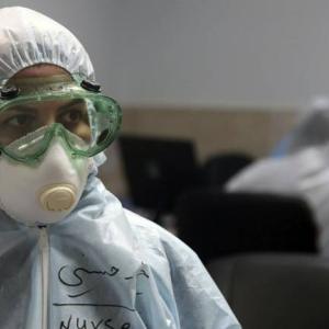 アメリカの看護師、PPEの欠如を理由に退職