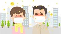 ランナーと花粉症