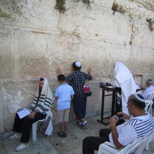 【旅の一枚シリーズ】イェルサレム 嘆きの壁とピーマンの話