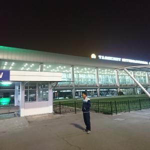 ウズベキスタン個人旅行⑪ タシケントから仁川経由で日本へ