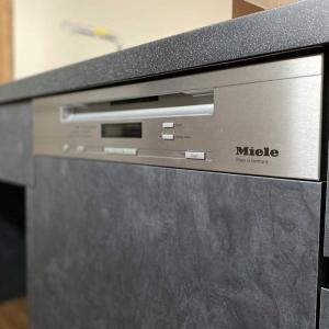 【レビュー】60cmタイプのMiele(ミーレ)食洗機を1年間使ってみた
