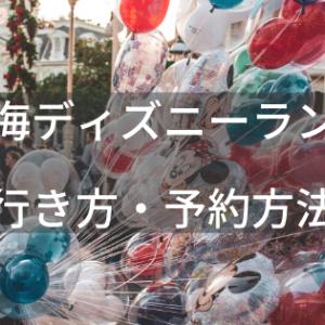 【上海ディズニーランド】3ヶ月半ぶりに再開★行き方・予約方法!