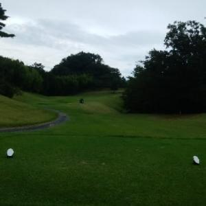 猛暑 それでもゴルフ