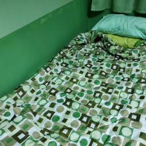 ベッドの状況を改善した