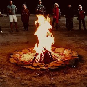 春分の日 〜火の儀式〜