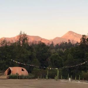 チリにてシャーマン・エナジー・メディスン・コースを終えて