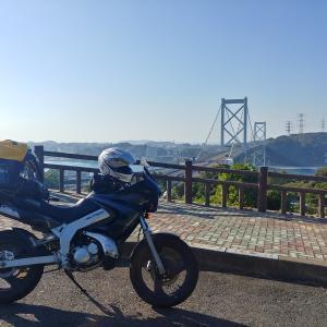 TDR125で札幌~福岡を往復した話 ⑦