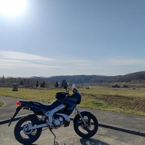 『帰るまでがツーリング!』TDR125で山の中へ遊びに行ったよ。ってお話。②