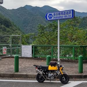 ちっこいバイクで元気に走っています!(*'▽')ってお話。