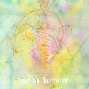 光の海を泳ぐイルカ〜さくらさんのドルフィンラブ・アチューメント&アート