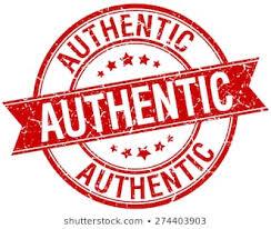 Bidenさんの authenticity とは?
