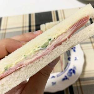 日本のサンドイッチ ー 外国人から見た場合