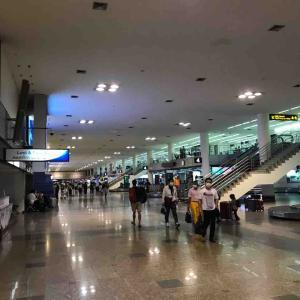 ドンムアン空港 スクリーニング