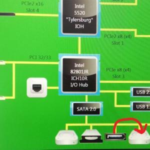 BIOSからもHDDを認識しなくなった(^_^;)