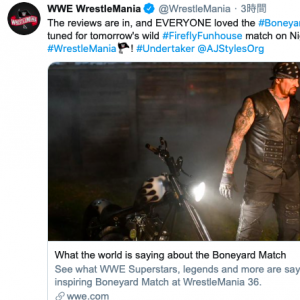 【レッスルマニア】AJスタイルズ死亡でファン盛り上がる!ザコシ復活説も#WWE