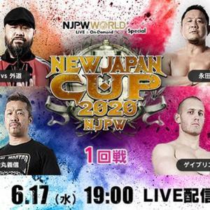 上村優也のNJC2020で鈴木みのると対戦実現への期待「確実にビビる」#njcup
