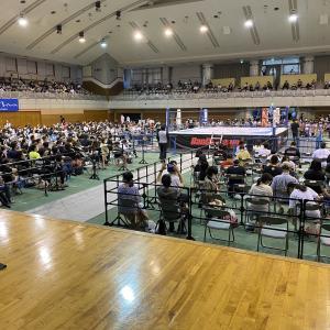 新日本・宇和島大会の発熱選手は誰?中止発表後のファンの拍手の理由
