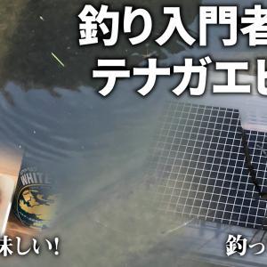 【初心者大歓迎】梅雨がシーズンインの合図!?釣っても食べてもヨシ♪コロナ禍に最適な遊びテナガエビ釣り!