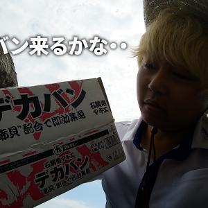 【熱海ビーチライン・135号ともに開通】東伊豆地磯で石鯛釣り!視聴者の支援ヤドカリでデカバン確保のはずが・・・