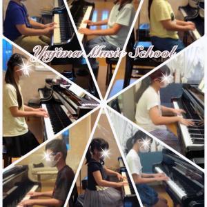 対面レッスン再開から一週間♪〜群馬県伊勢崎市ピアノ教室・矢島音楽教室