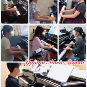 個性が光るピアノレッスン!〜群馬県伊勢崎市ピアノ教室・矢島音楽教室