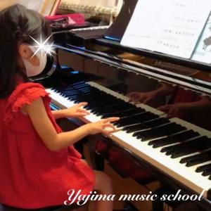 レッスンでの成長を家族みんなで!~群馬県伊勢崎市ピアノ教室・矢島音楽教室