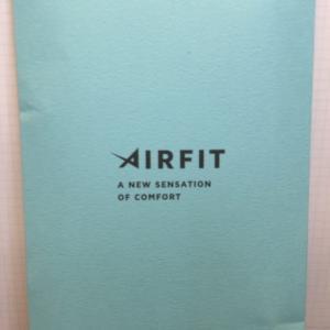 貼る心拍計【AIRFIT】ベルトを付けるのは時代遅れ!?