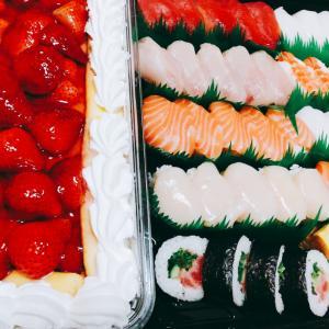 【コストコ購入品】コストコお寿司で進級パーティ☆