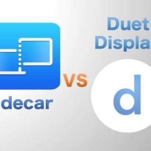 パソコン|30代男子が話題の『Sidecar』と『DuetDisplay』を比べてみた!【iPadを利用するときに最適の拡張ディスプレイは?】